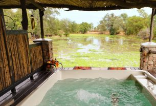 Mfuwe Lodge in Zambia