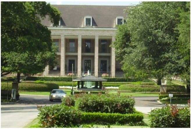 River Oaks Country Club in Houston