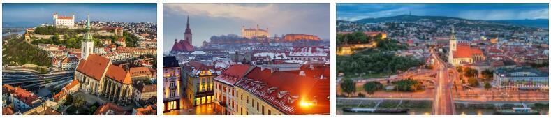 Bratislava, Slovakia Transportation