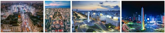 Buenos Aires, Argentina City History